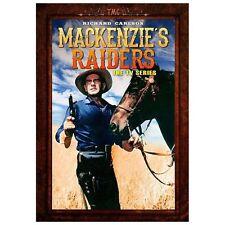 Mackenzie's Raiders: The TV Series Richard Carlson DVD