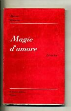 M.Rossani # MAGIE D'AMORE # Il Fauno 1964