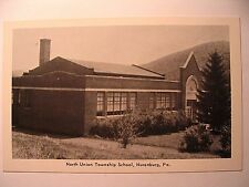 North Union Township School in Nurenburg Pa Old