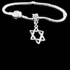 Star of david Bracelet  Hebrew bracelet  jewish bracelet star of david jewelry