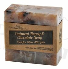 Oatmeal Honey and Chocolate Soap Best for Skin Allergy