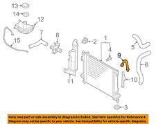 KIA OEM 10-11 Soul 2.0L-L4 Radiator-Cooler Line 254212K100