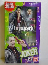 Bandai S.h. Figuarts Suicide Squad Joker 150mm Action Figure