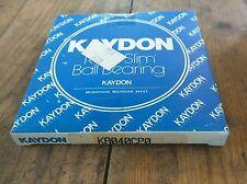 Kaydon Bearing Ka040cp0 Radialdeep Groove Ball Bearing 4 In Id 4 12 In Od