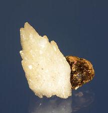 Melanson TN Collection Calcite on Goethite  Wawa, Ontario, Canada 509008