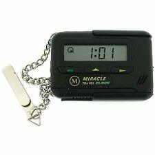 Gisedian Mini Digital Travel Clock, Alarm & Calendar