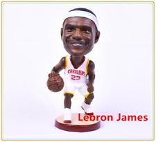 New! Cleveland Cavaliers #23 Lebron James Bobblehead Figure 12 cm Tall