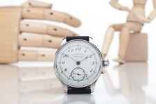 Antique Patek Philippe & Co Men's Wrist Watch Stainless Steel Body