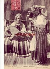 ALGERIA - ORAN PREFECTURE - DANSEUSE MAURESQUE - 1906