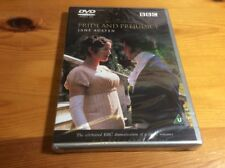 PRIDE AND PREJUDICE COLIN FIRTH BBC EPIC GENUINE NEW FACTORY SEALED REGION 2