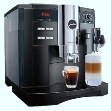 Jura Impressa S9 One-Touch Classic Super Automatic Espresso + 20oz S/S Milk Jug!