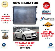para VW PASSAT CC 357 Cupé 1.8 TSI 2010>2012 NUEVO Radiador Calidad OE