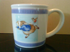 Wedgwood Peter Rabbit mug - Peter ran and ran