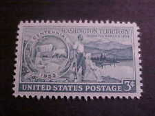 Scott # 1019 Washington Territory Unused OGNH