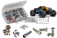 RCScrewZ Traxxas Maxx 1/10th Monster (89076-4) Stainless Steel Screw Kit tra089