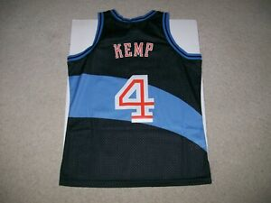 NEW XL Mitchell & Ness Authentic 90s Cleveland Cavaliers Shawn Kemp NBA Jersey