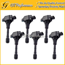 OEM Quality Ignition Coil 6PCS Pack for EX35/ Altima Maxima Murano Pathfinder