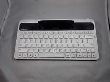 NEW Genuine Samsung Keyboard Dock for Galaxy Tab 7.0 White Model ECR-K10AWE