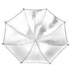 Unbranded/Generic Silver Photo Studio Umbrellas