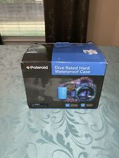 Polaroid Diving Rated Waterproof Underwater Cameracase Sony Alpha Nex-5 D Camera