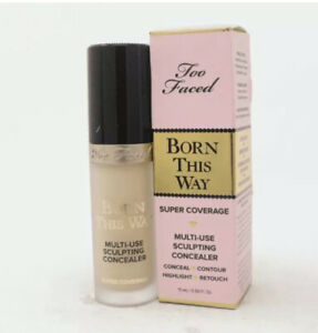 Too Faced Born This Way Super Coverage Concealer Netural Beige 15ml