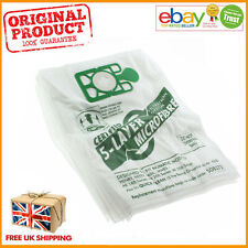 100% ORIGINAL Numatic Henry Hetty Hoover Vacuum Cleaner Microfibre Dust Bags x10