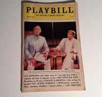 Playbill La Cage aux Folles 1985 Van Johnson George Hearn NYC Broadway Theater