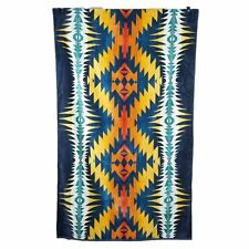 "New Pendleton 40"" x 70"" Oversized Beach Spa Bath Towel Aztec Navajo Southwestern"
