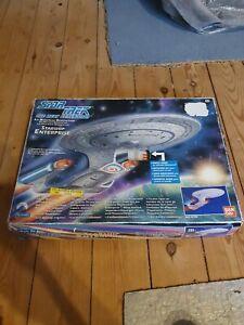 Star Trek The Next Generation Starship Enterprise Model