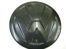 VW Transporter T5 fibre de carbone effet Front Grill Badge Capot