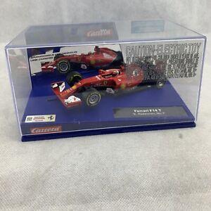 "Carrera Digital 143 #41384 Ferrari F14 T ""F.Alonso, No.14"" Slot car"