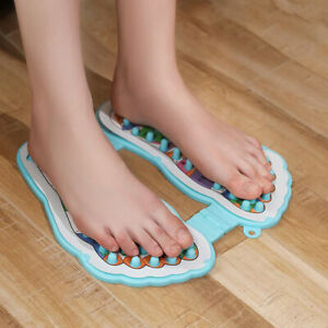 Foot Massage Pad Acupressure Feet Massager Mat Leg Pain Relief Blood CirculY*AU