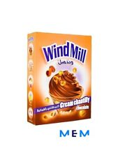 Préparation pour crème chantilly WINDMILL parfum chocolat