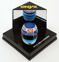 Onyx 1/12 Scale Diecast HF012 - F1 Model Helmet - Mika Hakkinen