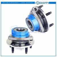2 Pcs Front Wheel Hub Bearing Assembly For Chevrolet Buick Century Pontiac FWD