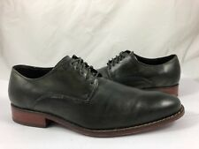 Cole Haan Men's 8.5 Air Colton Leather Derby Oxfords Shoes Burnish Green $198