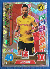 Topps Match Attax 2017/2018 Club-Einhundert 336 Pierre-Emerick Aubameyang