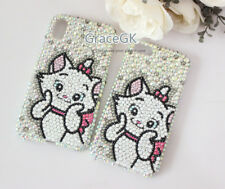Bling A-CLASS crystal cute cat Phone Case Cover for Various Phone Custom Case