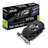 Asus Ph-gtx1050ti-4g GeForce GTX 1050 Ti 4 GB Gddr5