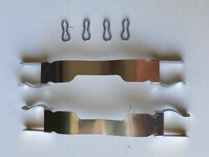 FIAT LANCIA 1970'S 1980'S & 1990'S 128 127 X1/9 Beta Brake Pad Fitting Kit
