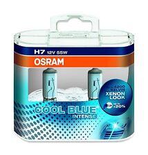 OSRAM H7 COOL BLUE® INTENSE Halogen-Scheinwerferlampen DUO BOX 64210CBI-HCB