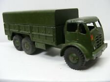 Dinky Toys #622 Foden 10 Ton Army Wagon  -NICE-