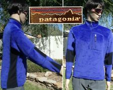 vintage 90s PATAGONIA deep pile monkey man fleece pullover jacket powerstretch M