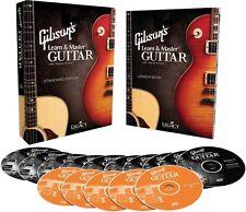 Hal Leonard Gibson's Learn & Master Guitar Boxed DVD/CD