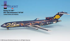 Inflight200 ATA American Trans Air Boeing 727 1:200 Scale 25th Anniversary