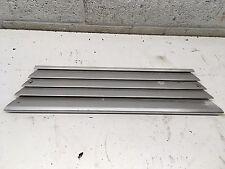 1989 Bayliner Capri 2050 Aluminum Fuel Gas vent rear