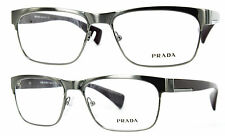 Prada  Fassung Brille / Glasses  VPR61P 53[]16 75S-1O1 140 Nonvalenz   /352
