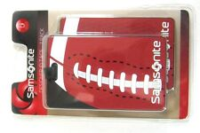 Samsonite Luggage Tag Designer ID Tags Football Set of 2 Travel New NWT