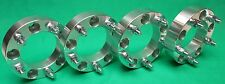 """TOYOTA Tundra Land Cruiser Sequoia LX570 WHEEL ADAPTERS SPACERS 1.5"""" 4PCS"""