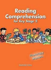 Reading Comprehension for Key Stage 2: KS2 English, Ages 7-11, I.R. Worsnop, New